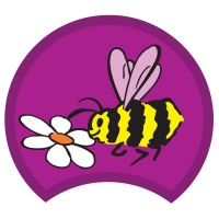 bee-purple