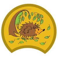 hedgehog-yellow