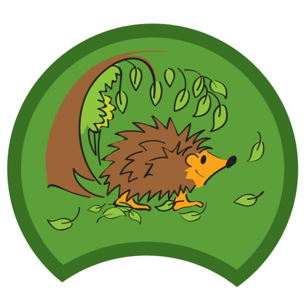 hedgehog-green